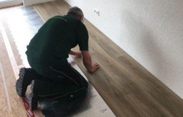 Boden verlegen